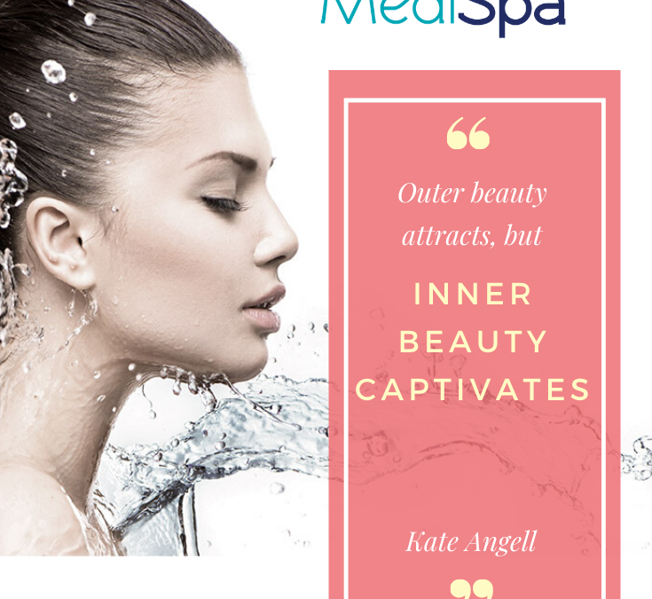 Outer Beauty Attracts, Inner Beauty Captivates