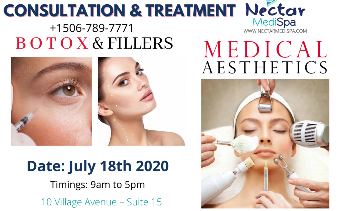 Botox, Fillers & Medical Aesthetics