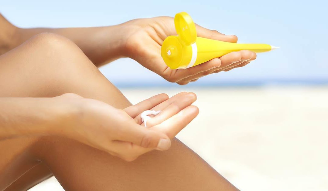 Sunscreen, Skincare and Ultraviolet Rays