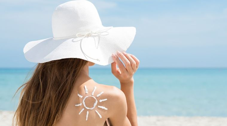 What are some simple ways to protect oneself from sun?